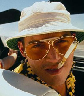 Fear and Loathing CIGA... Carey Mulligan